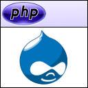 Drupal PHP logo