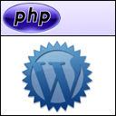 Wordpress PHP logo