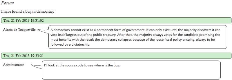 Conversion d'un forum en pages HTML
