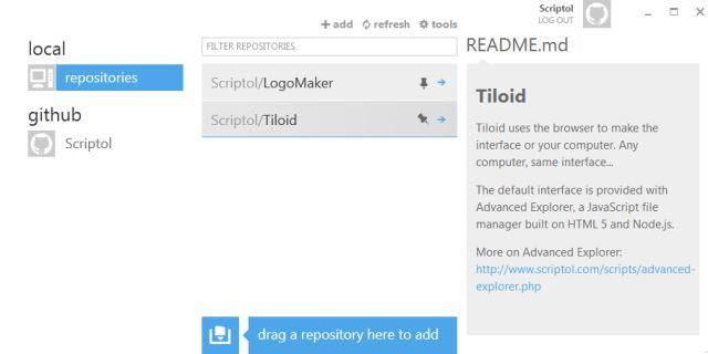 Client GitHub pour Windows