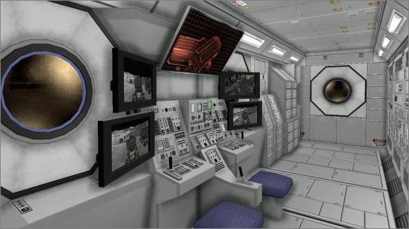 Moonbase simulation