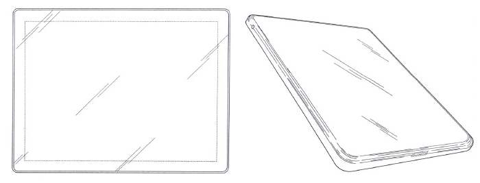 Apple patents rectangle with rounded corners