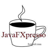 Java Logo by Scriptol.com