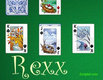 Langage de programmation Rexx