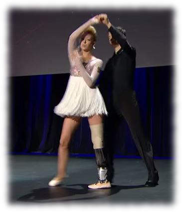 Bionic dance