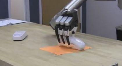 Sandia artificial hand