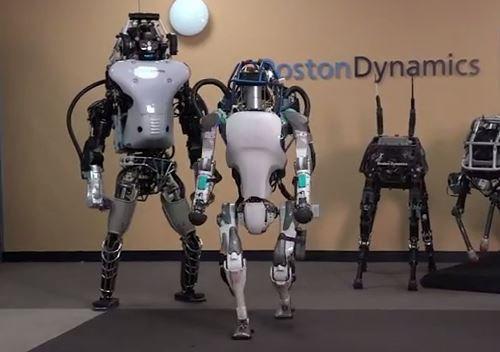 Humanoid from Boston Dynamics
