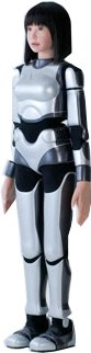 The humanoid robot HRP 4C