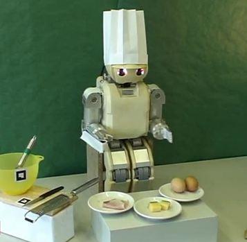 Robot cook