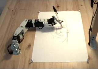 robot painter