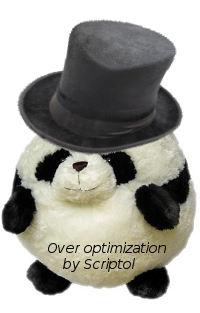 Over-optimization