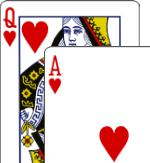 Playing cards in SVG
