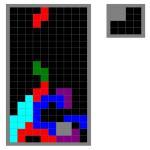 Tetris in SVG