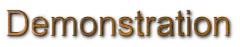Pretty title in SVG