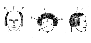 Patent on haircut