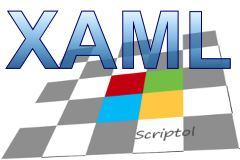XAML urer interface language